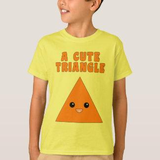 A Cute Triangle T-Shirt