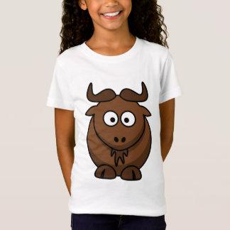 a cute wildebeest or gnu T-Shirt