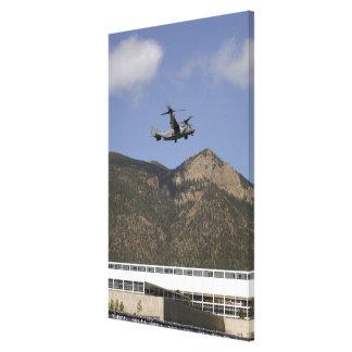 A CV-22 Osprey Canvas Print