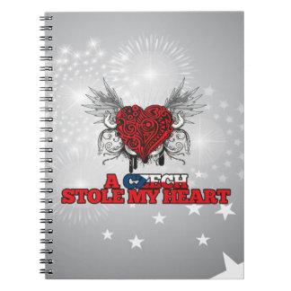A Czech Stole my Heart Notebook