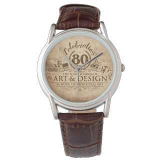 A&D Celebrates 80 Years Wrist Watches