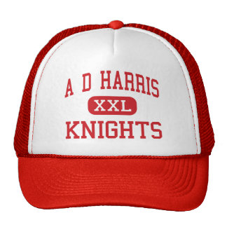 A D Harris - Knights - High - Panama City Florida Trucker Hat