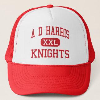 A D Harris - Knights - High - Panama City Florida Trucker Hat