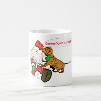 A Dachshund Christmas wish Coffee Mug