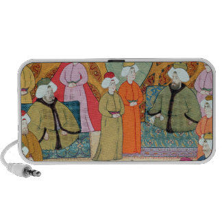 A Dance for the Pleasure of Sultan Ahmet III Portable Speaker