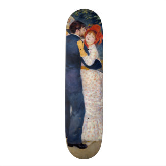 A Dance in the Country, 1883 Skateboard Deck