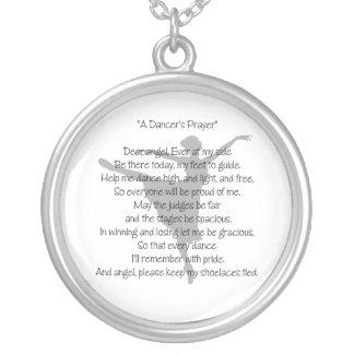 A Dancer s Prayer Necklace