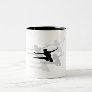 A Dancer's Mug