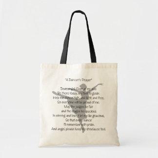 A Dancer's Prayer Dance Bag