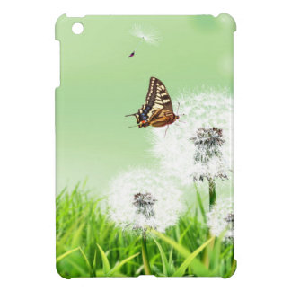 A Dandelion Butterfly Case For The iPad Mini