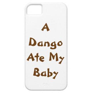 A Dango Ate My Baby iPhone SE/5/5s Case