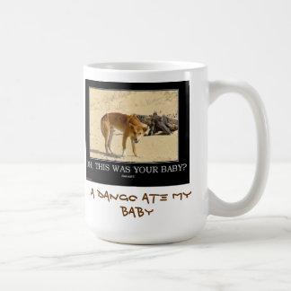 A Dango Ate My Baby Mug