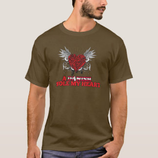 A Danish Stole my Heart T-Shirt