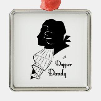 A Dapper Dandy Christmas Tree Ornaments