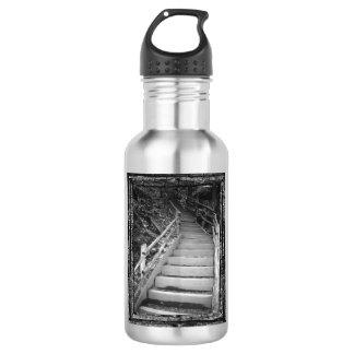 A Dark Path Stainless Steel Water Bottle