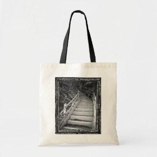A Dark Path Tote Bag