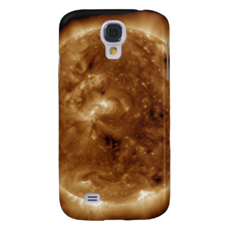 A dark rift in the sun's atmosphere samsung galaxy s4 cover