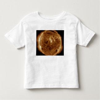 A dark rift in the sun's atmosphere toddler t-shirt