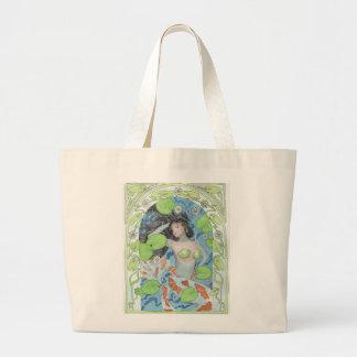 A Dark Underrcurrent Mermaid Bags