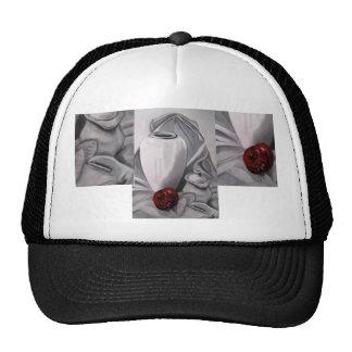 A Dash of Red Trucker Hat