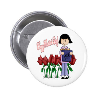 A Daughters Wish For Mum Pinback Buttons