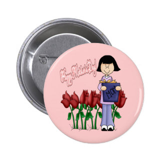 A Daughters Wish For Mum Buttons