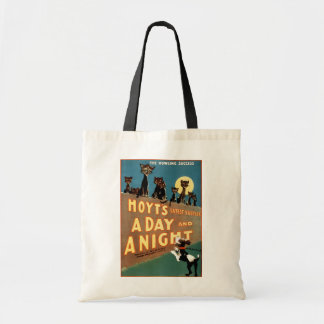 A Day and a Night - The Howling Success Tote Bags