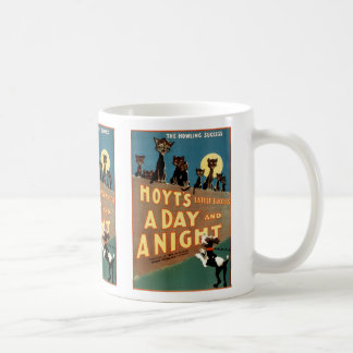A Day and a Night - The Howling Success Coffee Mug