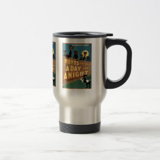A Day and a Night - The Howling Success Mug
