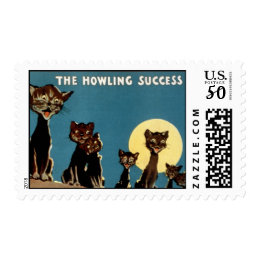A Day and a Night - The Howling Success Postage