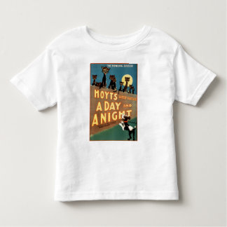 A Day and a Night - The Howling Success Toddler T-shirt