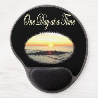 A DAY AT A TIME SUNRISE PHOTO GEL MOUSE PAD