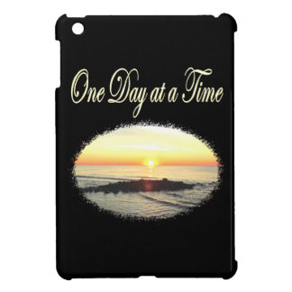 A DAY AT A TIME SUNRISE PHOTO iPad MINI COVERS