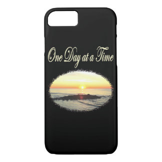 A DAY AT A TIME SUNRISE PHOTO iPhone 7 CASE