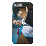 a day at home barely there iPhone 6 case