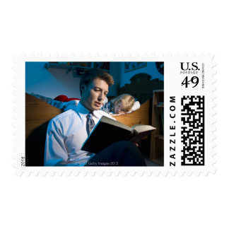 a day at home postage