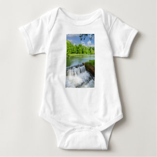 A Day At Ritter Springs Baby Bodysuit