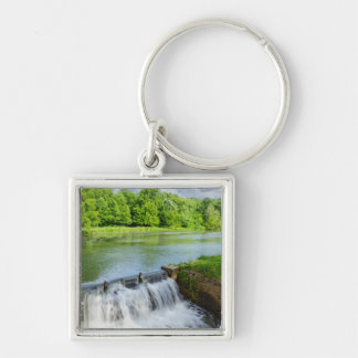 A Day At Ritter Springs Keychain