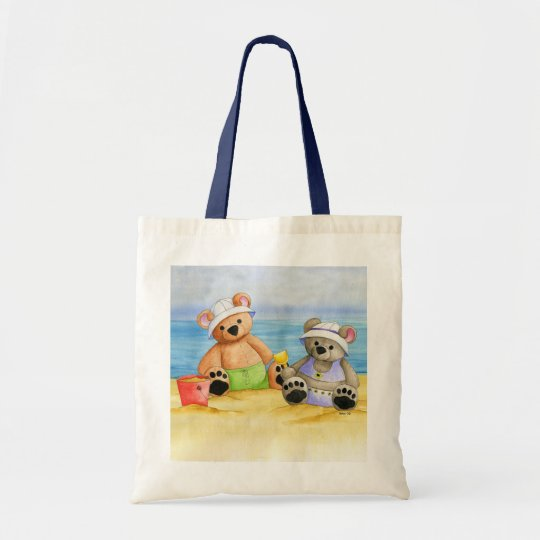 A Day At The Beach Bag
