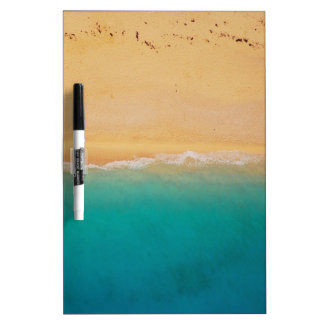 A day at the Beach Dry-Erase Whiteboard