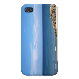 A Day At The Beach iPhone 4/4S Case