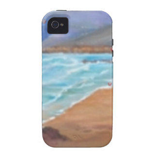 A DAY AT THE BEACH.JPG iPhone 4/4S COVER