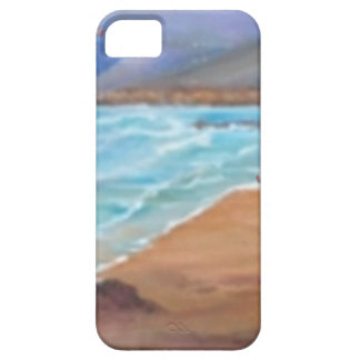 A DAY AT THE BEACH.JPG iPhone 5 CASE