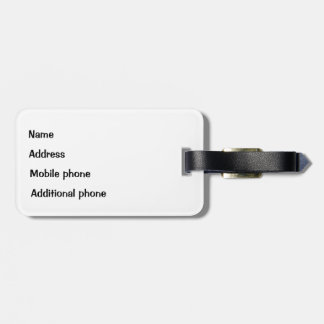 A Day at the Beach Luggage Tag