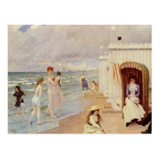 A day at the Beach Postcard