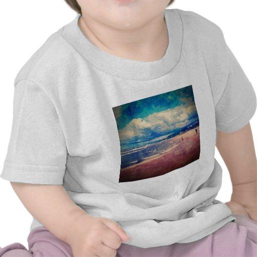 A Day At The Beach Tee Shirt