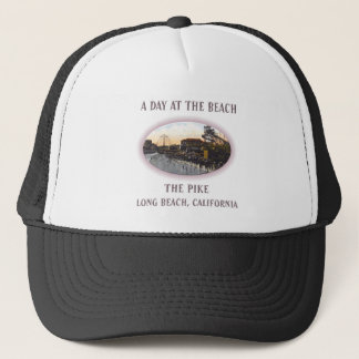 A Day At The Beach Trucker Hat