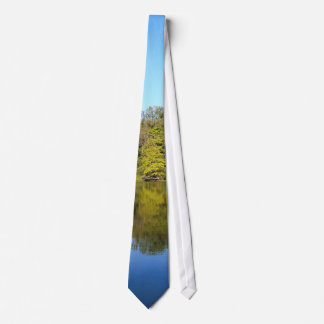 A Day At The LAke Tie