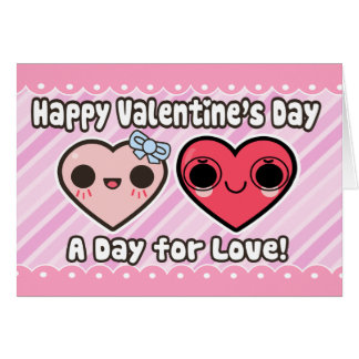A Day for Love Card