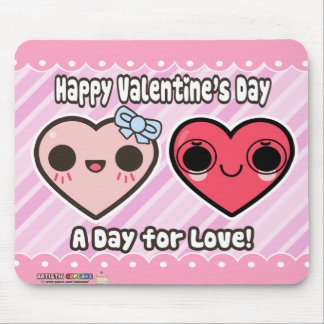 A Day for Love Mousepad
